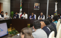 En 2020 fortaleceremos las acciones para seguir impulsando el desarrollo de Tamaulipas y el bienestar de las familias Gobernador Cabeza de Vaca.