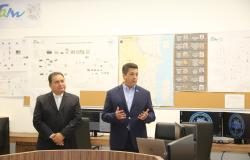 Supervisa Gobernador tareas de la Unidad de Inteligencia Financiera y Económica.