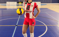 Victorense firma con equipo profesional de voleibol en Portugal.
