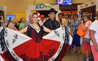 Promueve Tamaulipas sus destinos turísticos en Expo Winter Texan 2020.