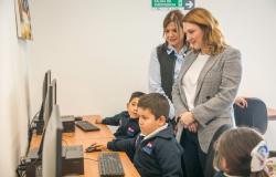 A dos años del lanzamiento del modelo de cuidado diario infantil único en el país, se inaugura el décimo CECUDI en Tamaulipas.