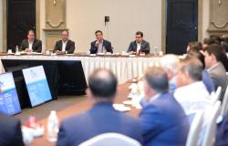 Sostiene Gobernador diálogo con sectores productivos de Reynosa.