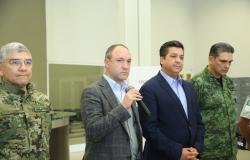 Gobierno Federal reconoce avances de Tamaulipas en materia de seguridad.