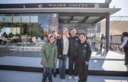 DIF Tamaulipas y Winner Coffee celebran un año cumpliendo sueños de deportistas.