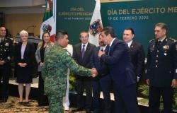 Refrenda Ejército Mexicano compromiso con la paz y el orden en Tamaulipas.