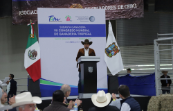 Se desarrolla en Tampico el 7º Congreso Mundial de Ganadería Tropical.
