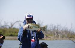 Cierra con éxito torneo panamericano de lobina en la presa Vicente Guerrero.