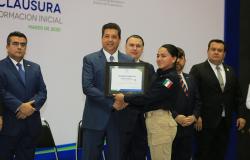 Fortalece Gobierno de Tamaulipas corporaciones policiacas con elementos más y mejor preparados.