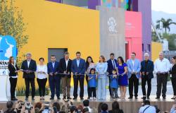 Gobierno del Estado y DIF Tamaulipas inauguran el Centro de Autismo Tamaulipas.