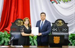 Entrega Gobernador su 4to Informe al Congreso de Tamaulipas