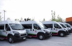 Tamaulipas a la vanguardia en materia de transporte público para personas con discapacidad.