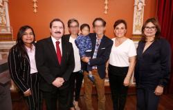 Continúa DIF Tamaulipas y DIF Tlaxcala formando familias gracias a las adopciones interestatales.