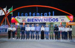 Inaugura Gobernador Feria de Xicoténcatl.