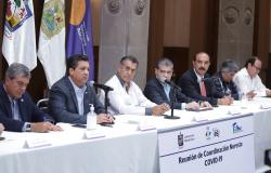 Hacen Gobernadores de Tamaulipas, Nuevo León y Coahuila frente común contra Coronavirus.