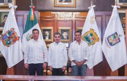 Gobernadores fronterizos llaman al Gobierno Federal a normar criterios con las entidades, ante COVID-19.