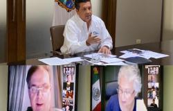 Llama Gobernador de Tamaulipas a implementar medidas en la frontera ante COVID- 19.