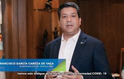 Anuncia Gobernador acciones para amortiguar el impacto negativo del COVID-19.