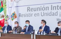 Van Gobernadores de la zona noreste por protección de la economía regional y conservación de empleos.