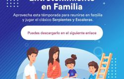 Genera DIF Tamaulipas contenido para entretenimiento familiar durante el aislamiento social.