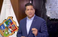 Gobernador de Tamaulipas anuncia nuevas medidas preventivas ante incremento de contagio.