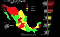 Tamaulipas consolida avances en Seguridad: SESNSP.
