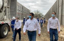 Gobierno de Tamaulipas construye complejos de Seguridad Pública en 3 municipios.