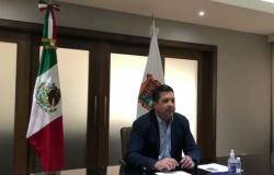 Gobernadores de Tamaulipas e Indiana comparten experiencias sobre la reactivación económica ante el COVID-19.