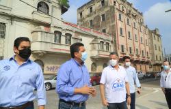 Supervisa Gobernador infraestructura social y deportiva en Tampico.
