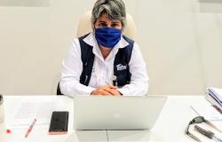 Continuarán aumentando  contagios y defunciones por COVID-19 de no respetarse la sana distancia Salud.