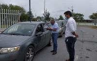 Activará Tamaulipas operativos sanitarios en puentes fronterizos.