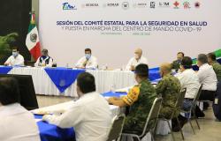 Decidirá Tamaulipas reapertura de sectores productivos.