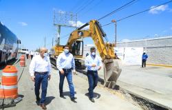 Inaugura Gobernador inicio de obras por 231.5 millones de pesos en infraestructura de agua potable.