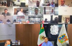 Gobernador de Tamaulipas pide a la Federación integrar en un marco jurídico los criterios sobre la reapertura económica en las entidades.