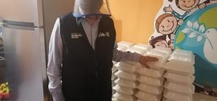 DIFTAM y SEBIEN activan albergues y comedores para atender a familias afectadas por inundaciones en Reynosa.