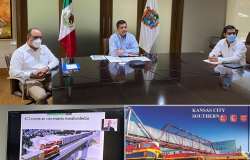 Tendrá Tamaulipas nuevo cruce internacional ferroviario