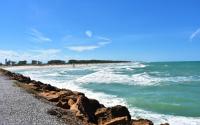Tamaulipas implementa nuevos protocolos en destinos turísticos de playa.