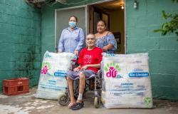 Continúa DIF Tamaulipas llevando apoyos Sin Límites.