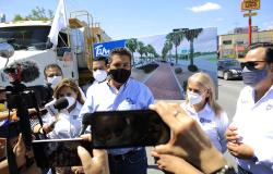 Destina Gobierno de Tamaulipas más de 245 millones de pesos en rehabilitación de vialidades principales.