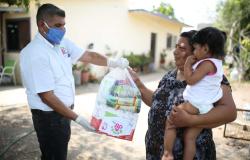 Destaca revista digital del DIF Nacional estrategia alimentaria para las familias de Tamaulipas durante la contingencia del COVID.