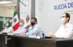 No titubeará Gobierno de Tamaulipas en contra de la inseguridad Cabeza de Vaca.