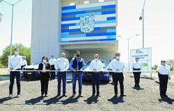 Fortalece Gobierno de Tamaulipas infraestructura de Seguridad Pública.