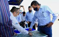 Más seguridad e infraestructura para Nuevo Laredo.