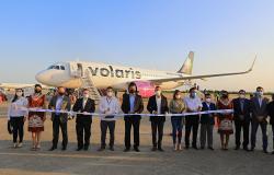 Regreso de Volaris a Tamaulipas, fortalece la oferta aérea y turística.