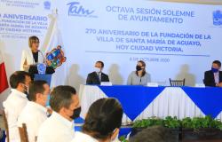 Victoria festeja 270 aniversario de su fundación