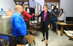 Exhorta Pilar Gómez a trabajar sin descanso y con actitud de servicio por Victoria y su gente