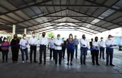 Inaugura Gobierno Municipal obras en la secundaria número 2