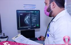 Promueve SST autoexploración para prevenir cáncer de mama.