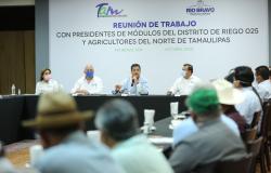 Inicia Gobernador plan de rehabilitación de vialidades en Río Bravo.