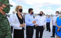 Autoridades de Estados Unidos reconocen la visión y trabajo en Seguridad del gobernador de Tamaulipas.