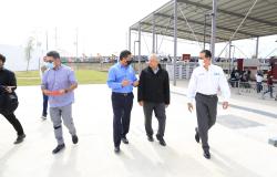 Solicita Gobernador atender coordinadamente problemática de distribución de agua en el norte de Tamaulipas.